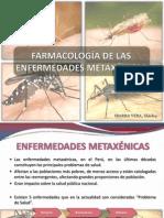 Farmacología de las Enfermedades Metaxénicas