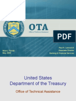 Financial Sector Strategies for Public Financial Managers