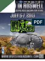 2013 Ufo Scheduleinternet