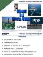 Presentacion de Corrosion en La Ind Petrolera