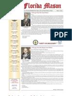 Florida Mason & Masonic Lifestyle 2010 Vol 3 Iss 1