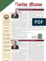 Florida Mason & Masonic Lifestyle 2011 Vol 4 Iss 2