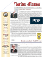 Florida Mason & Masonic Lifestyle 2008 Vol 1 Iss 2