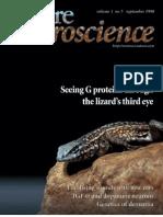 Nature Neuroscience September 1998
