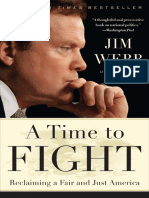 A Time to Fight, by Jim Webb - Excerpt