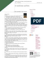 Literatura e outras artes_ Odisséia – resumo da narrativa em versos