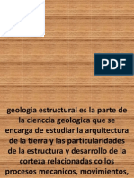 geologia estructural.ppt