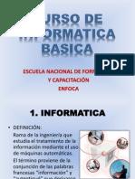 Curso de Informatica Basica