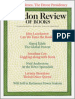 London Review of Books, 13 July 2013
