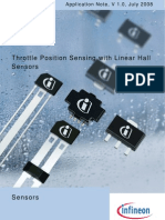 TLE499x AppNote Throttle Position Sensing v1.0
