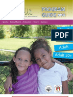 Austin Parks and Rec Guide