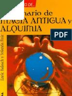 Balach, Enric - Diccionario de Magia Antigua y Alquimia.pdf