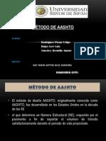 DISEÑO DE PAVIMENTOS metodos aasto indice de grupo terminado