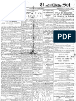 El Sol (Madrid. 1917). 8-12-1918