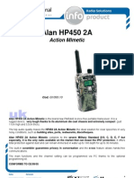 Alan HP450 2A Action Mimetic