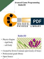 Bullet3D From CSE381