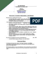 Drutman CV
