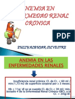 Anemia en Irc - Zully
