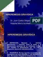 HIPEREMESIS GRAVIDICA