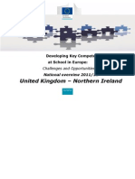 Key Competences UK Northern Ireland