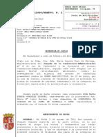 Sentencia PA 816_2012 Juzgado Contencioso 2 de Valladolid Contra Orden SAN 1062 2010 de Convocatoria Concurso Traslados SACyL 2010