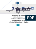 Key Competences UK Wales