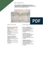 Seleccion de Acondicionadores Quimicos Para El Tratamiento Anaerobio de A_r_ Del Almidon de Yuca