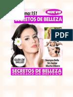 151 Secretos de Belleza 1