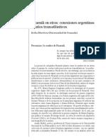 Conexiones Argentinas