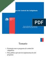 Difusion PSEVC Caligidosis