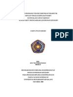 40218182 Hubungan Penerapan Teknik Komunikasi Terapeutik(1)