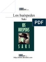 Saki - Los Huéspedes