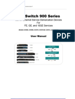 OptiSwitch 900 Series User Manual [ML49175A, L2+ Ver. 2.1.6A, L3 Ver. 3.1.4, Rev. 09]_d48
