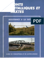 Ponts Métalliques et Mixtes - Résistance à la Fatigue, Guide de Conceptions et de Justifications