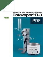 Manual Operacion R-3