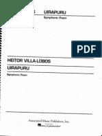 Uirapuru - Heitor Villa-Lobos