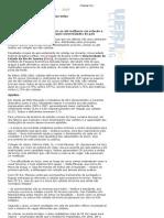 Clipping Uerj - Desempenho de Cotistas Estudo Ipea