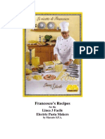 Marcato Linea3 Recipes En