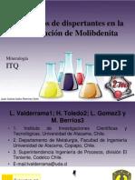Efectos-de-dispertantes-en-la-Flotacion-de-Molibdenita.ppt