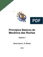 Cap 4 - Princípios Básicos de Mecânica das Rochas - 2009