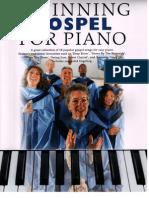 Beginning Gospel for Piano Easy Piano