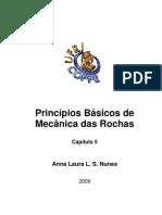 Cap 5 - Princípios Básicos de Mecânica das Rochas - 2009