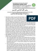 Analisis Dan Usulan Kurikulum 2013 (Pai Smp)