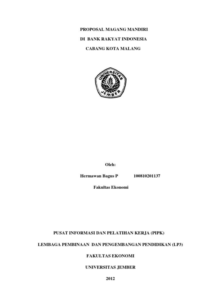 Proposal Magang Download Gambar Online