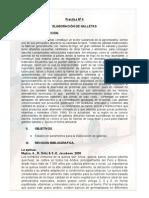 Practica Nº 4 ELABORACION DE GALLETAS