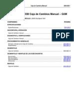 Caja de Cambios Manual G5M 4x4