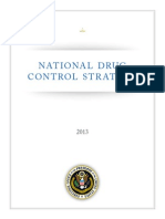 National Drug Control Strategy (2013) uploaded by Richard J. Campbell