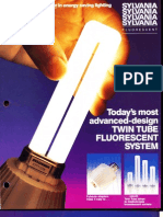 Sylvania Twin Tube Lamp Brochure - Revised