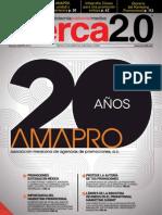 20 AÑOS AMAPRO