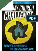 30 Day Church Devotional